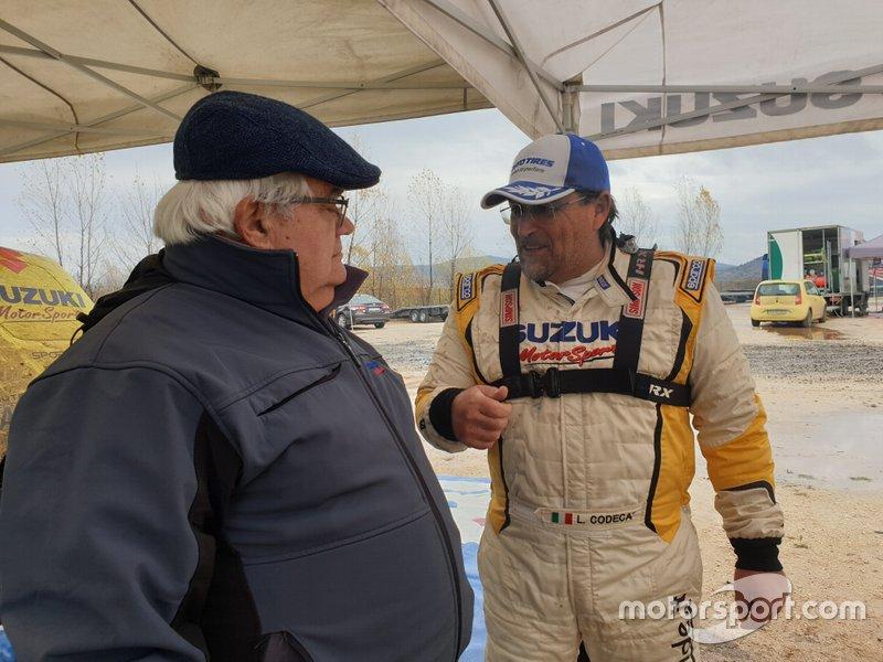 Lorenzo Codecà, Massimo Nicoletti, Suzuki Motorsport/Emmetre Racing, Suzuki Gran Vitara