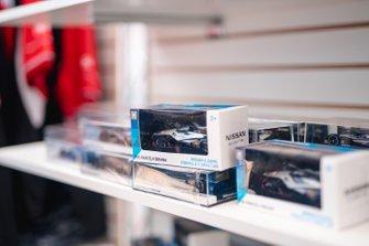 The Formula E Fan store