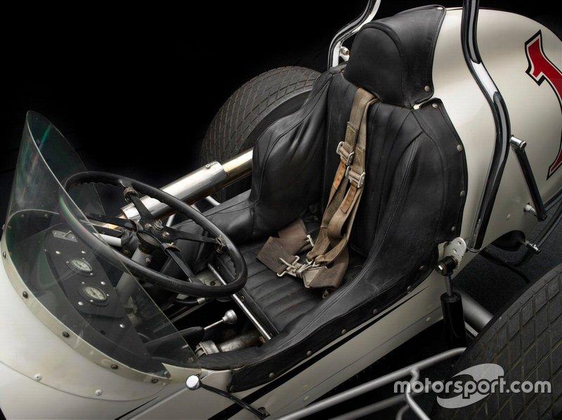 1958 Watson Dirt Sprint Car Seat