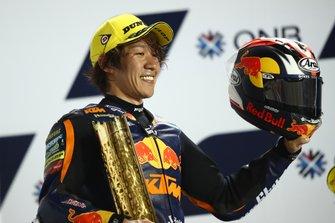 Racewinnaar Tetsuta Nagashima, Red Bull KTM Ajo