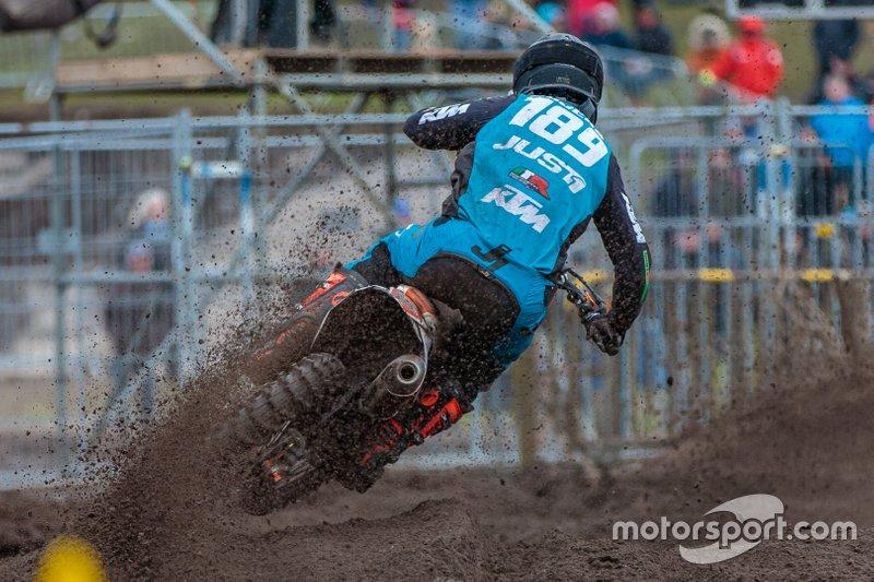 Brian Bogers, Marchetti KTM Racing