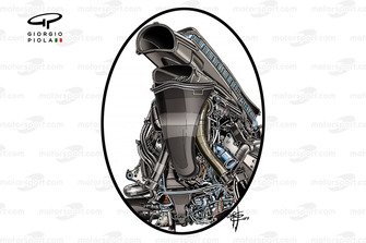 Red Bull Racing RB15, Honda engine