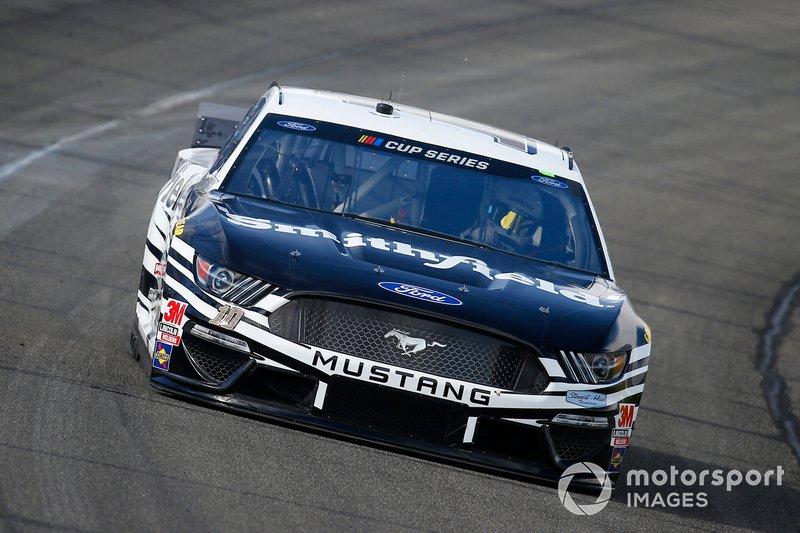 8. Aric Almirola, Stewart-Haas Racing, Ford Mustang
