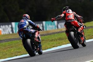 Toprak Razgatlioglu, Pata Yamaha, Scott Redding, Aruba.it Racing Ducati