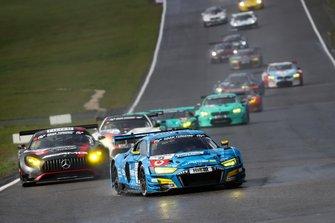 #5 Phoenix Racing Audi R8 LMS: Vincent Kolb, Steve Jans