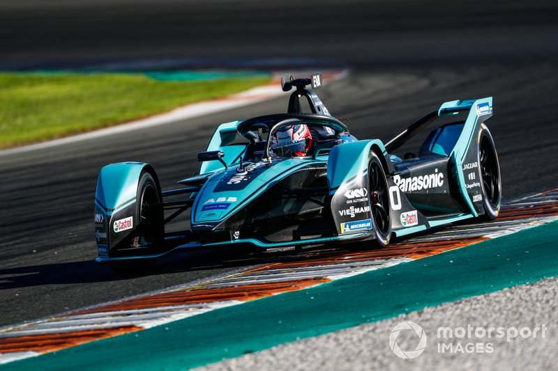 Mitch Evans, Panasonic Jaguar Racing, Jaguar I-Type 4