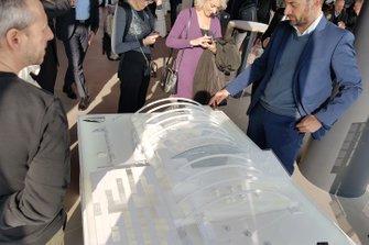 Presentazione del Porsche Experience Center di Franciacorta