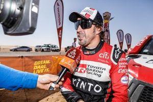Фернандо Алонсо, Toyota Gazoo Racing, Toyota Hilux (№310)