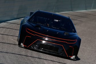 Nascar Next Gen test with Erik Jones