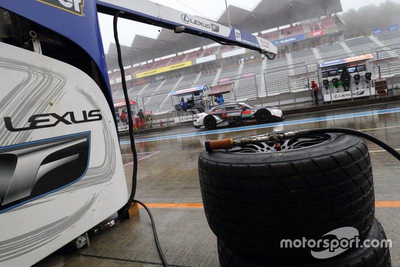 Neumático Hankook húmedo