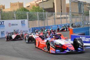 Pascal Wehrlein, Mahindra Racing, M6Electro Felipe Massa, Venturi, EQ Silver Arrow 01, Sébastien Buemi, Nissan e.Dams, Nissan IMO2