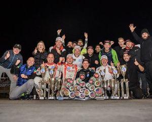 L'équipe Autorama Motorsport by Wolf Power Racing célèbre son titre TCR en 24 H Series