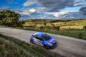 Michele Griso, Alessandro Lucato, Peugeot 208 R2B, MS Munaretto