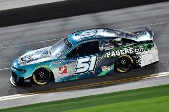 Joey Gase, Petty Ware Racing, Chevrolet Camaro EFX Corp.