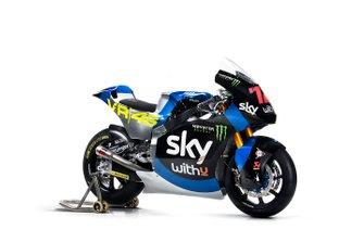 Moto de Marco Bezzecchi, Sky Racing Team VR46