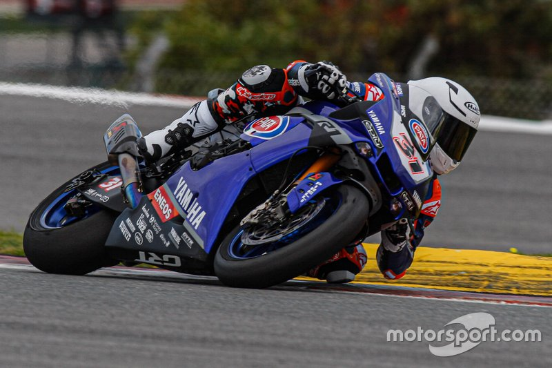 #31 Garrett Gerloff, GRT Yamaha WorldSBK Junior Team