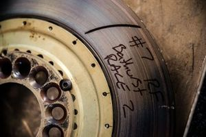 Bentley Team M-Sport disc brake
