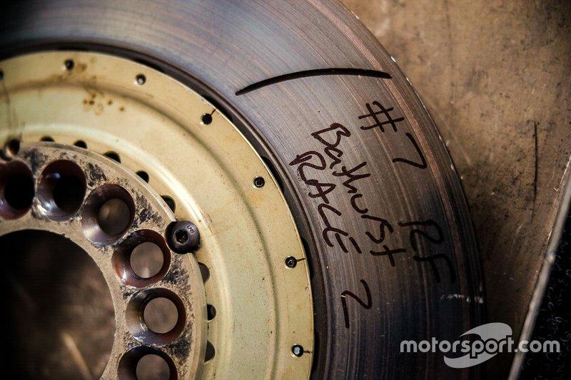 Bentley Team M-Sport disc brake