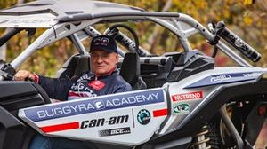 Josef Machacek, Can-Am Maverick X3