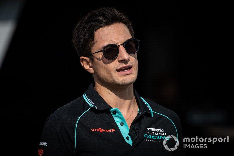 #36 Mitch Evans, Fórmula E