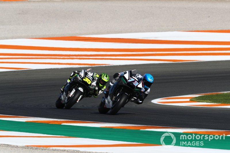 Alex Márquez, Repsol Honda Team, Cal Crutchlow, Team LCR Honda