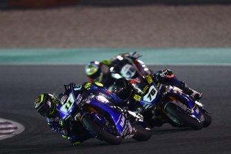 Sandro Cortese, GRT Yamaha WorldSBK, Loris Baz, Ten Kate Racing Yamaha
