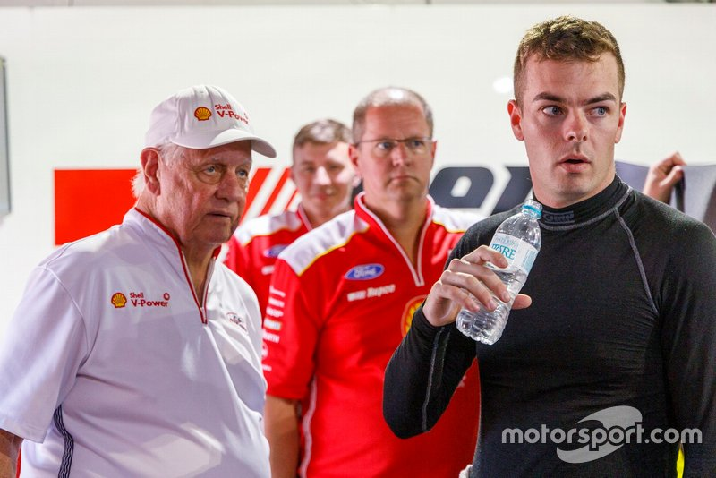 Scott McLaughlin, DJR Team Penske with Dick Johnson