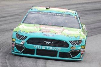 Corey LaJoie, Go FAS Racing, Ford Mustang CorvetteParts.net
