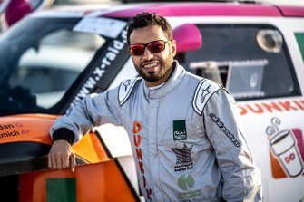 #202 X-Raid Mini JCW Team: Yasir Seaidan