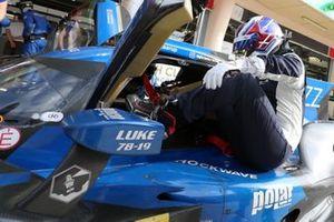 Ян Магнуссен, High Class Racing, Oreca 07 (№33)