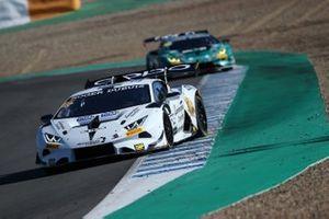#129 Huracan Super Trofeo Evo, Change Racing: Corey Lewis, Richard Antinucci