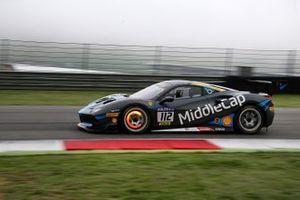#112 Ferrari 488 Challenge, Scuderia Praha: Miroslov Vyboh