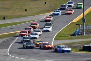 Ryan Preece, JTG Daugherty Racing, Chevrolet Camaro Kroger/Coca-Cola