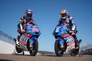 Jason Dupasquier et Ryusei Yamanaka, Prüstel GP