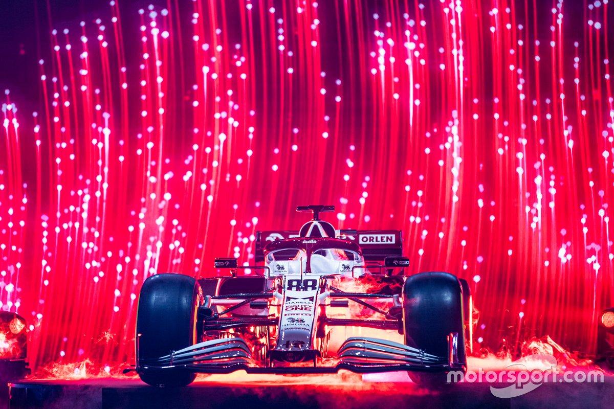 Alfa Romeo Racing C41