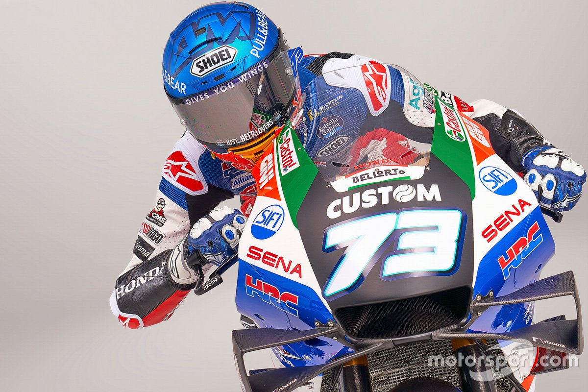 Alex Marquez, Team LCR Honda