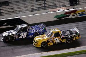 Bobby Reuse, Jordan Anderson Racing, Chevrolet Silverado, Timothy Peters, Rackley W.A.R., Chevrolet Silverado