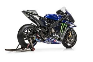 Yamaha YZR-M1 of Maverick Vinales, Yamaha Factory Racing