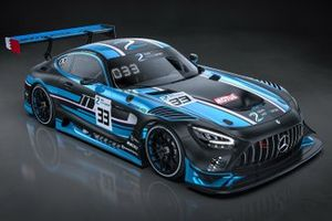 2 Seas Motorsport Mercedes AMG GT3