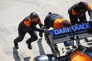 Andrea Stella, Racing Director, McLaren