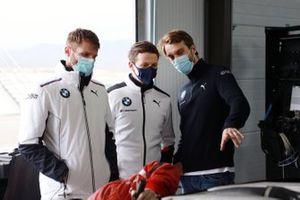 Martin Tomczyk, Nick Yelloly, Jens Klingmann, BMW M4 GT3, BMW M Motorsport