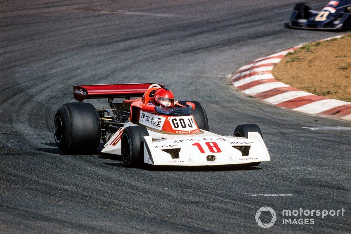 高原敬武(1976年F1世界選手権イン・ジャパン)