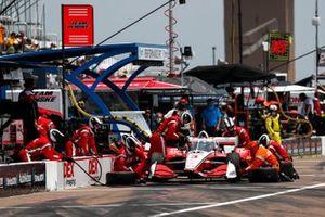 Pit Stop, Scott McLaughlin Team Penske Chevrolet