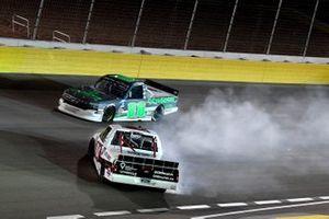 Spencer Boyd, Young's Motorsports, Chevrolet Silverado, Cory Roper, Roper Racing, Ford F-150 CMN Hospitals/ Carquest