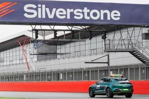 Medical Car Aston Martin per la Formula 1