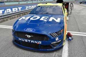 Matt DiBenedetto, Wood Brothers Racing, Ford Mustang Menards/Moen