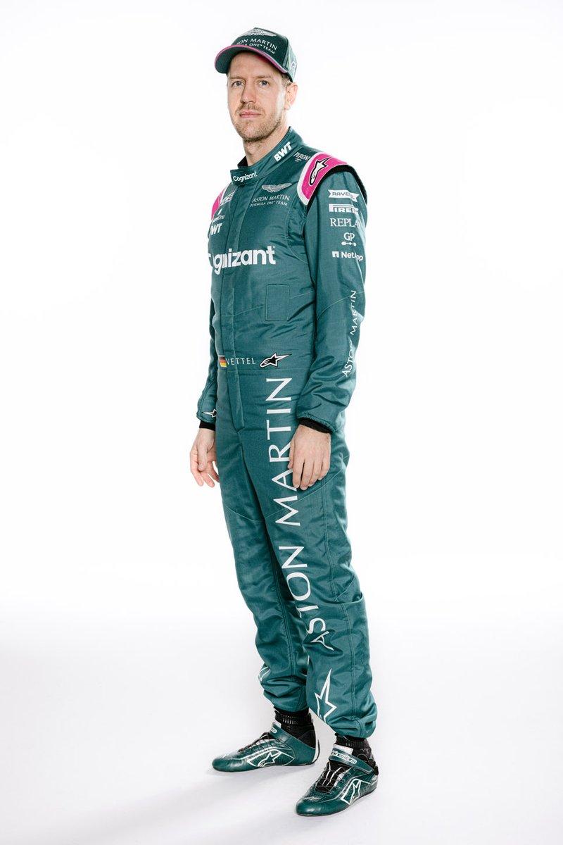 Sebastian Vettel, Aston Martin Racing