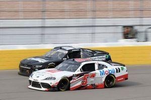 Ty Dillon, Joe Gibbs Racing, Toyota Supra Toyota Service Centers/Mobil 1