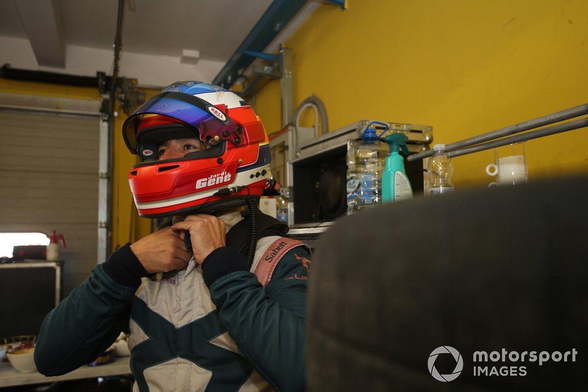 Jordi Gené, Cupra Racing