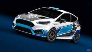 Nick Loof, Ford Fiesta Rally4